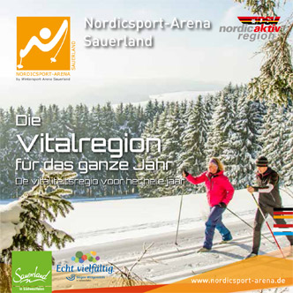 Booklet Nordicsport-Arena