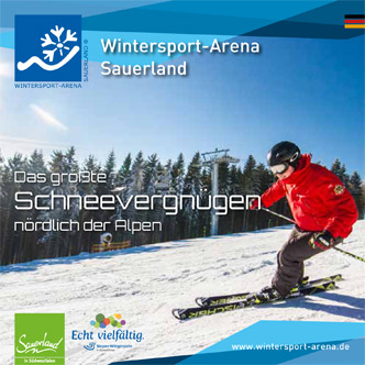Booklet Wintersport-Arena