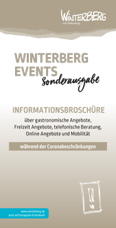 Winterberg Events 2/2020 Corona Sonderausgabe